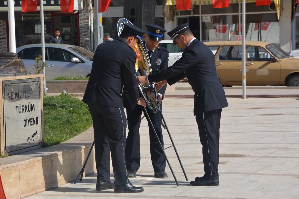Türk Polis Teşkilatı'nın 173'üncü Kuruluş Yıldönümü