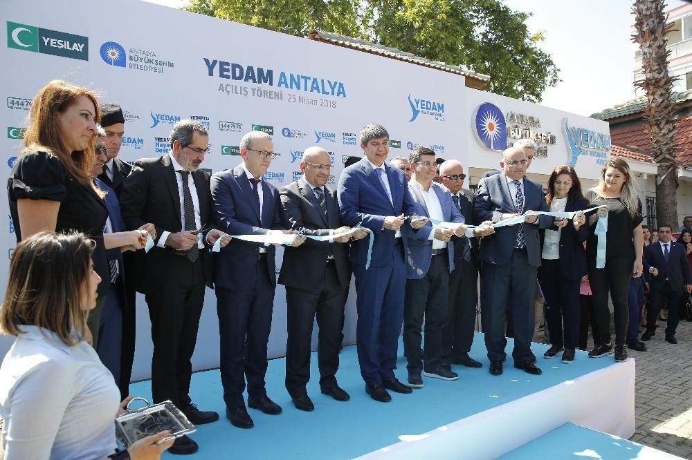 YEDAM Antalya Şubesi açıldı