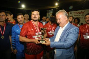 15 Temmuz Demokrasi Şehitleri Futbol Turnuvası