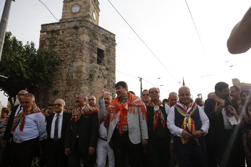 4. Uluslararası Antalya Yörük Festivali