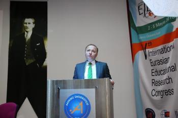 5. Uluslararası Avrasya Eğitim Araştırmaları Kongresi Başladı