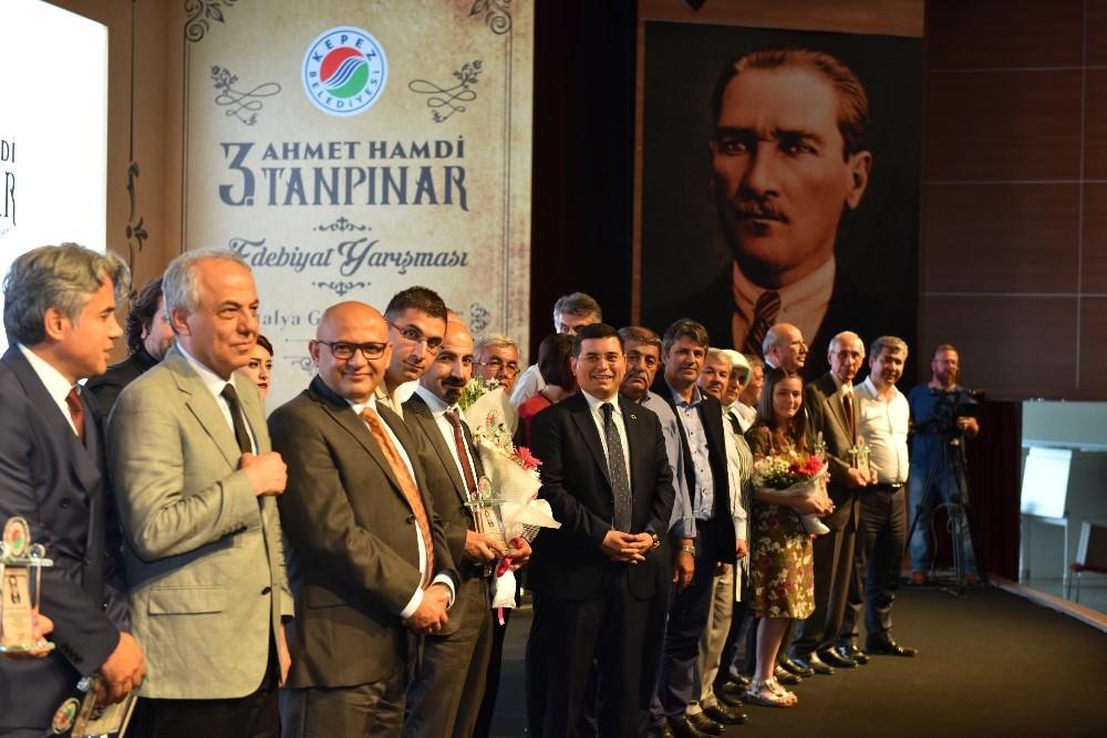 Ahmet Hamdi Tanpınar ödülleri sahiplerini buluyor