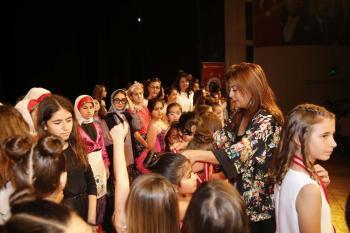 AKBEM'li öğrencilerden muhteşem gösteri