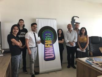 Akdeniz Üniversitesi Radyosu UNIFM91.3'e Özel Ödül