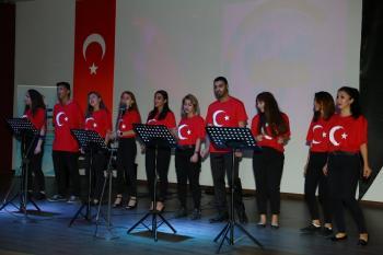 Akdeniz Üniversitesi'nde Türkçe Şöleni