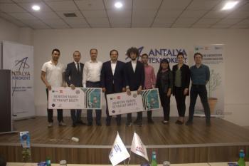 Akdeniz Üniversitesi'nden Demoday'da birincilik