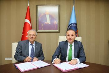 Akdeniz Üniversitesinden yeni iş birlikleri