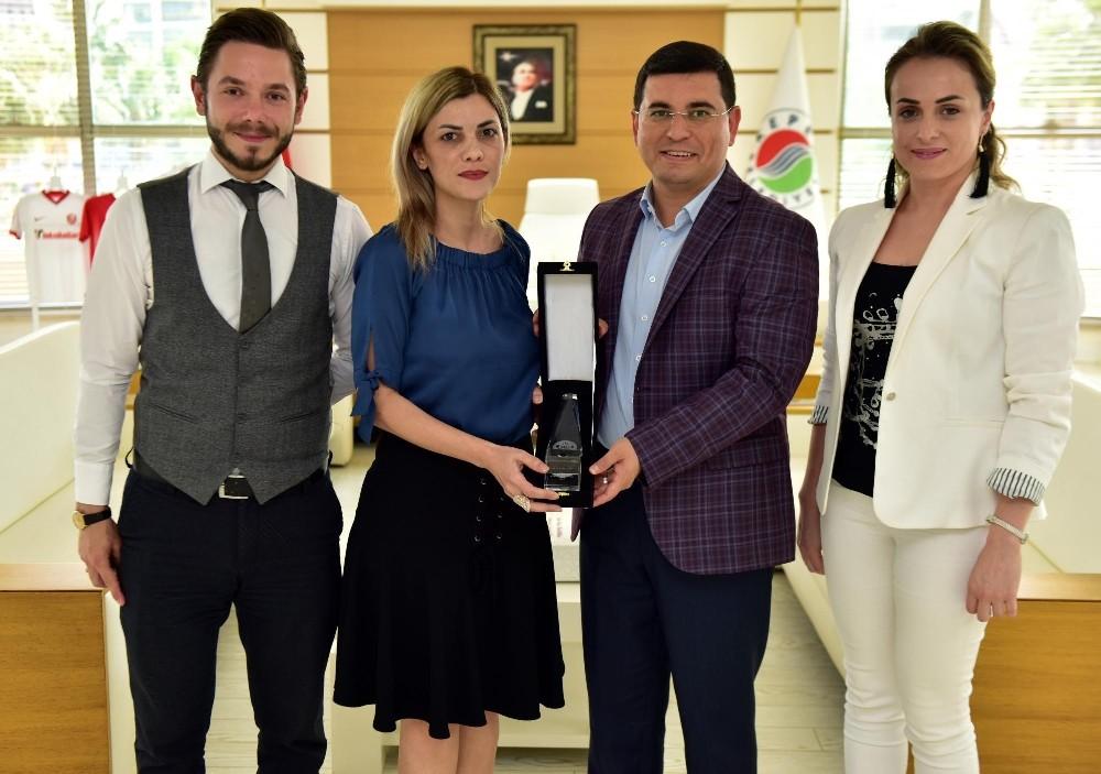Anadolu Oyuncak Müzesine ödül