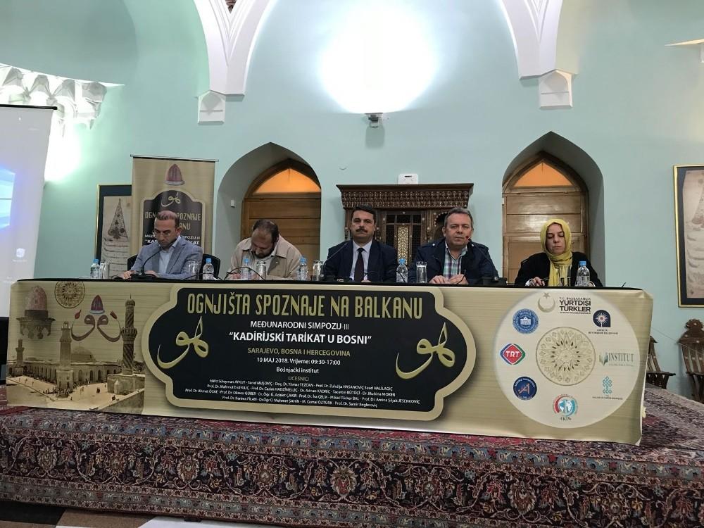 Anadolu'dan Balkanlar'a İrfan Köprüleri yeniden kuruluyor
