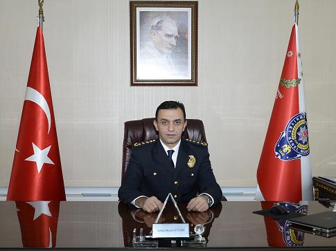 Antalya Emniyet Müdürlüğü görevine Mehmet Murat Ulucan atandı