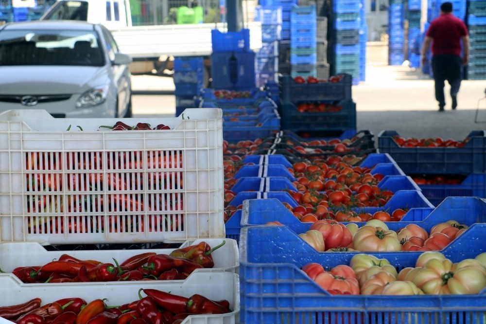 Antalya sebze halinde Ramazan durgunluğu
