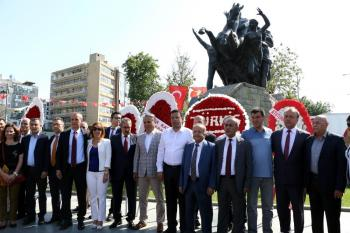 Antalya'da 1 Mayıs Emek ve Dayanışma Günü