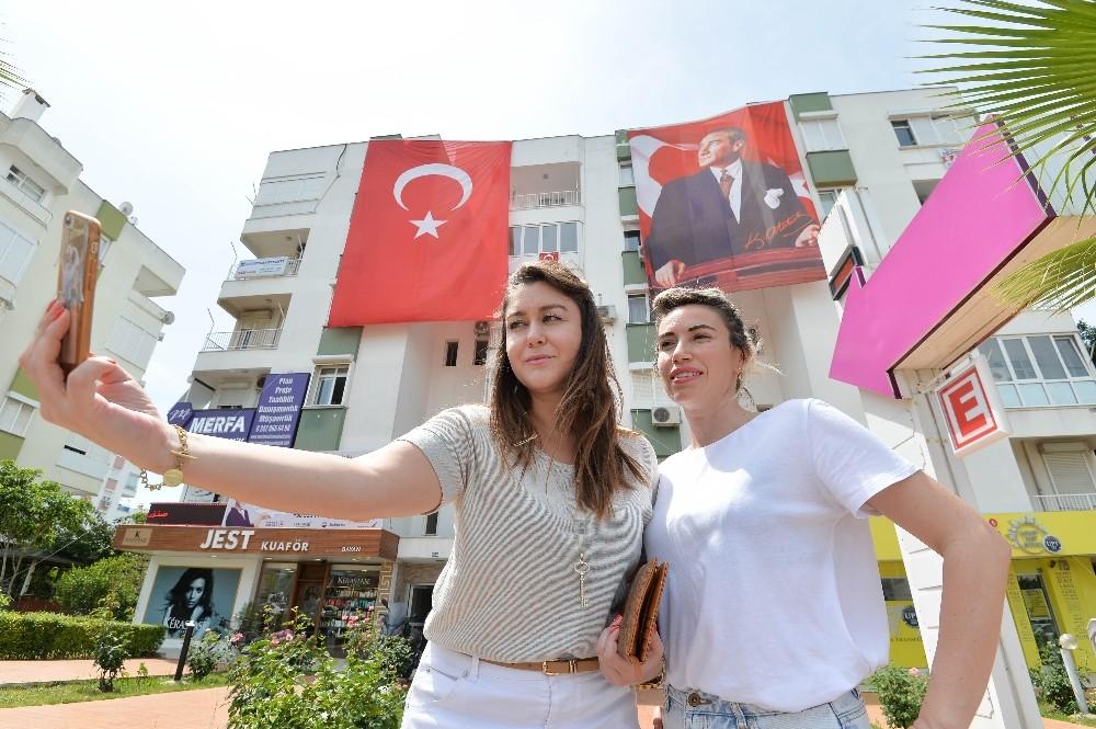 Antalya'da 19 Mayıs hazırlıkları