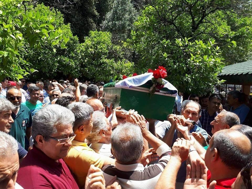 Antalya'da eski milli hakem hayatını kaybetti