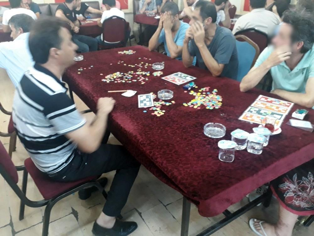 Antalya'da kumar operasyonu