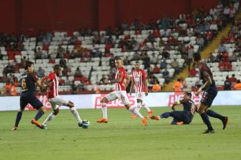 Antalyaspor, Medicol Başakşehir ile 24. kez karşılaşıyor