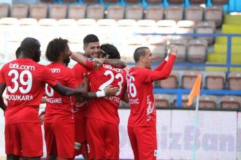 Antalyaspor'da gol umudu Deniz Kadah