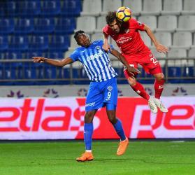 Antalyaspor'da Sakıb Aytaç sezonu erken kapattı