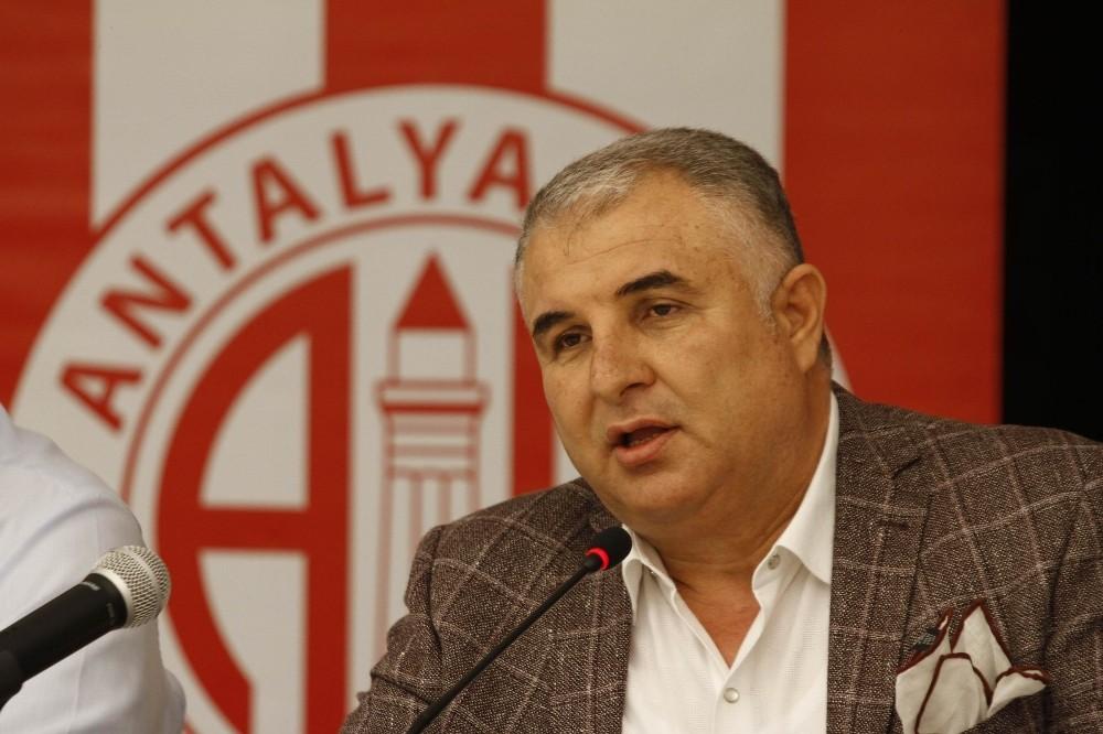 Antalyaspor'un 303 milyon TL borcu var