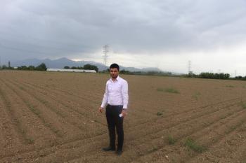 ANTBİRLİK'in desteklediği çiftçi pamuğa yöneldi