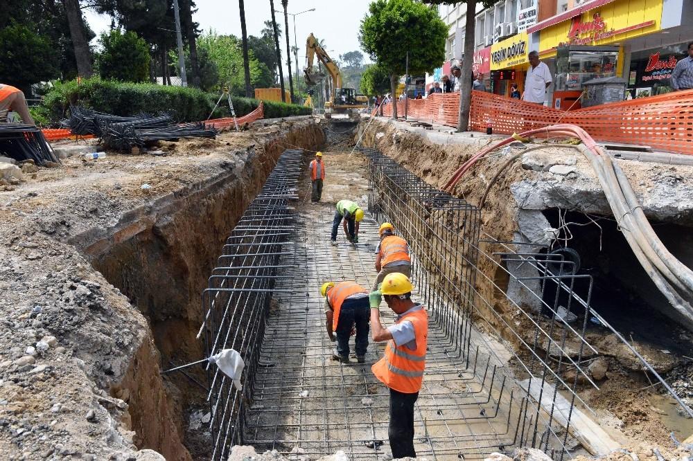 ASAT'tan Manavgat'ta 242 milyonluk alt yapı yatırımı
