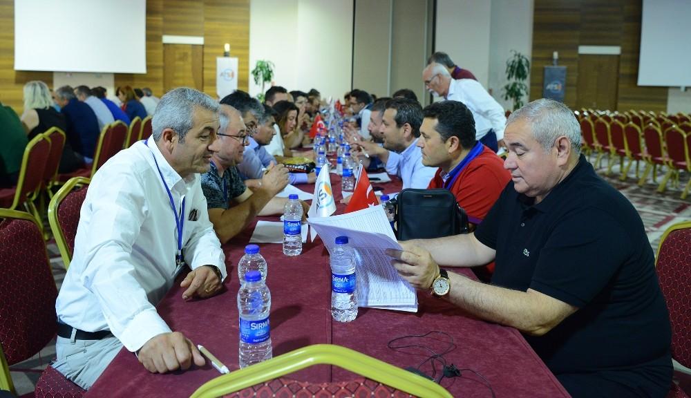 """ATSO Komitelerine """"hızlı ve etkili tanışma"""" etkinliği"""