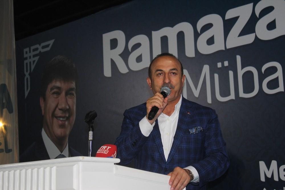 """Bakan Çavuşoğlu: """"Birliğe Türkiye'nin ihtiyacı var"""""""