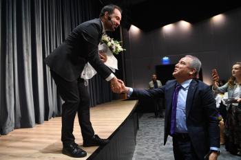 Başkan Böcek'ten KAÇUV'a destek