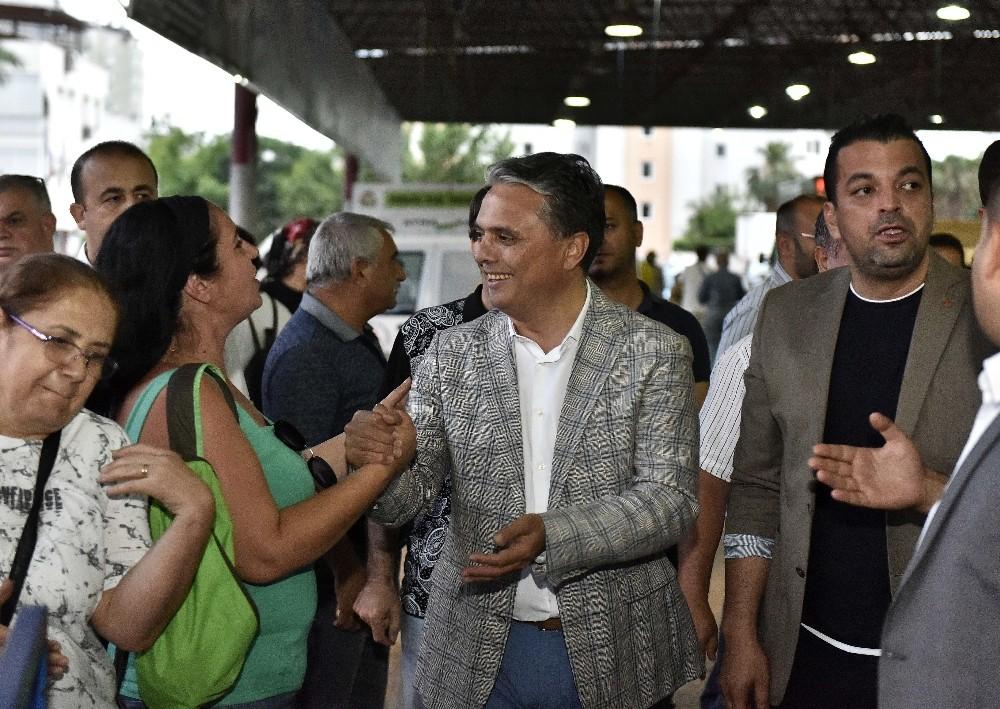 Başkan Uysal, mahallelilerle buluştu