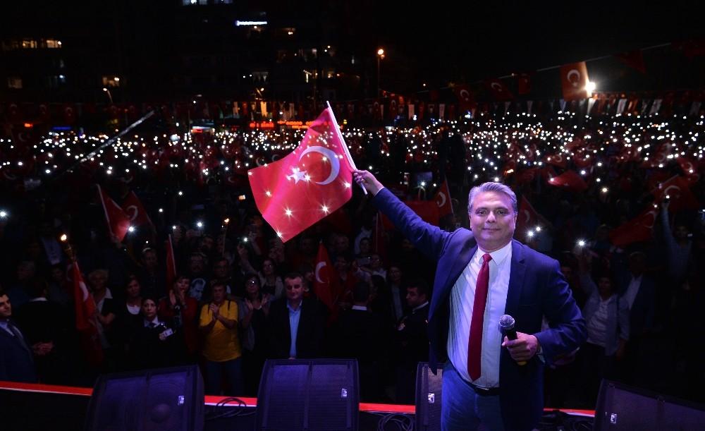 Başkan Uysal'dan 19 Mayıs daveti