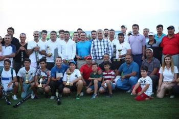 Başkanlık Golf Kupası Ali Altuntaş'ın