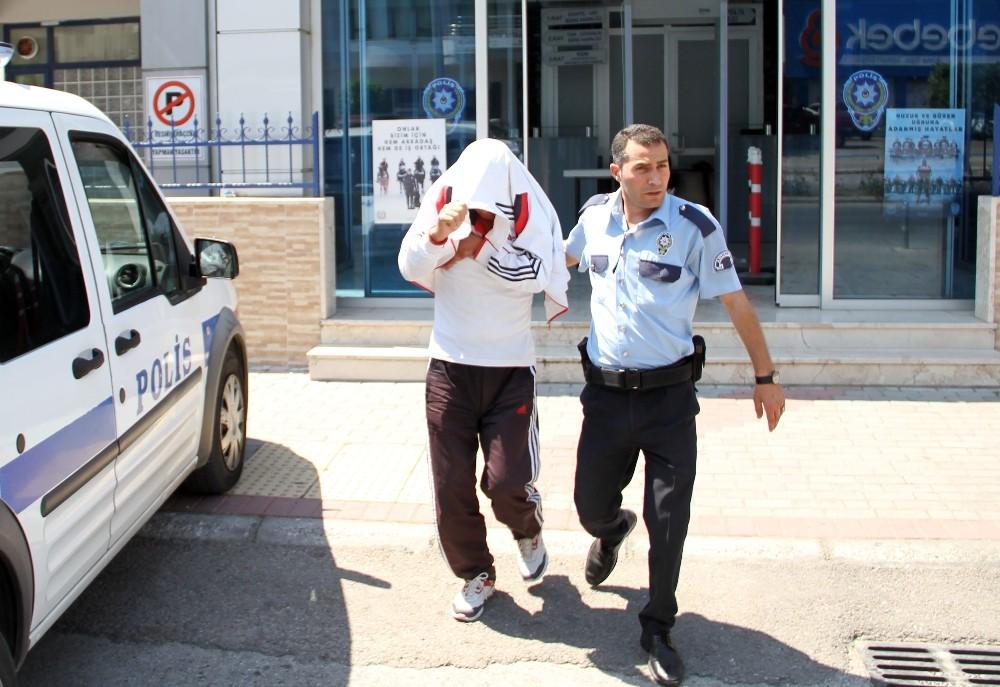Çocukların fotoğraflarını çektiği iddiasıyla gözaltına alınan şüpheli serbest kaldı