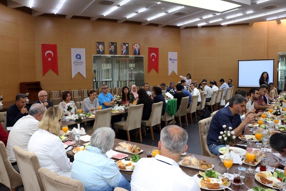 Engelsiz Hizmet Komisyonu Toplantısı Yapıldı