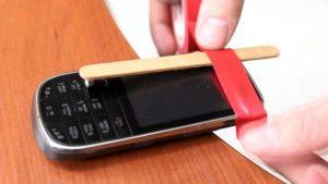 Eve Hırsız Girince Sizi Arayan Cep Telefonu Düzeneği