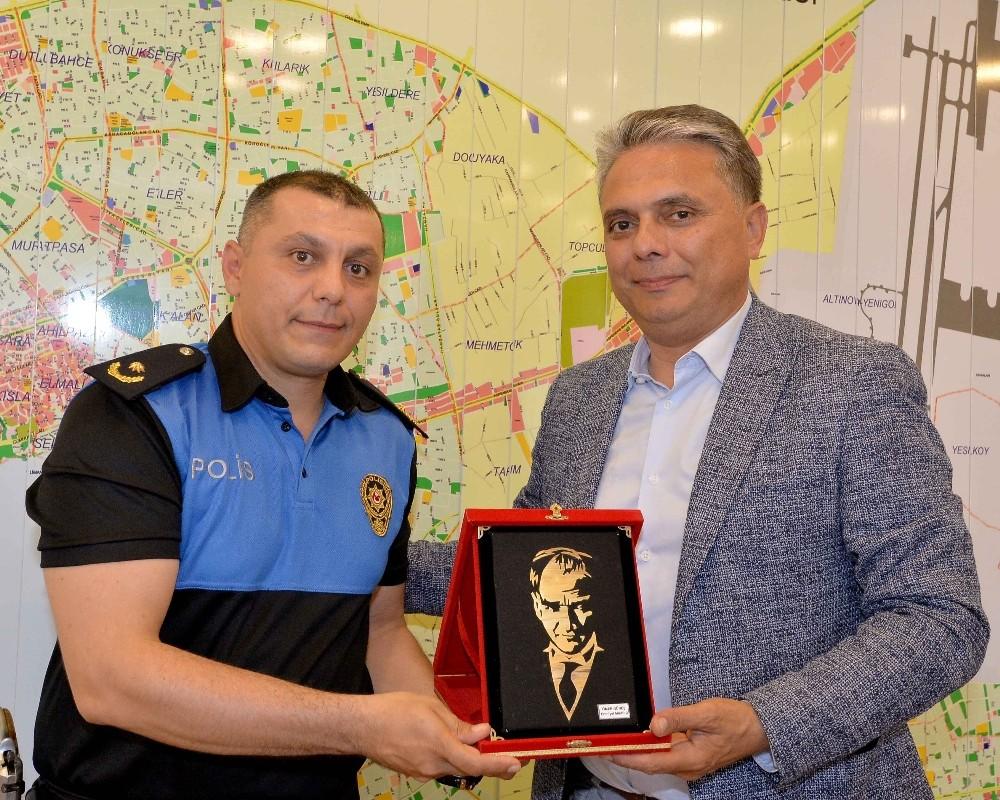 Güvenli Muratpaşa buluşması