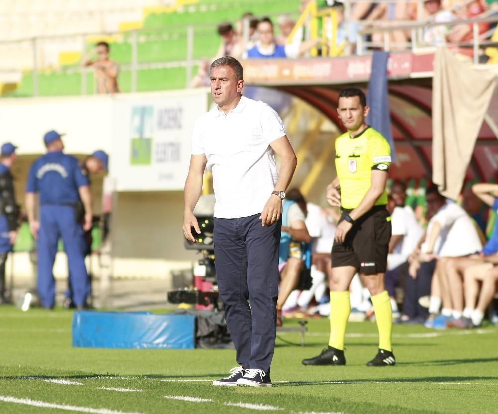 """Hamza Hamzaoğlu: """"Güzel, keyifli bir maç oldu"""""""