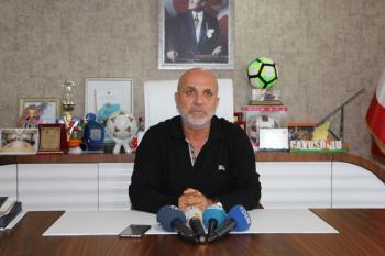 """Hasan Çavuşoğlu: """"Alanyaspor hak ettiği yerde kalacaktır, umutluyuz"""""""
