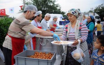 Kepez Belediyesi, Ramazan ayında 66 mahallede iftar sofrası kuracak
