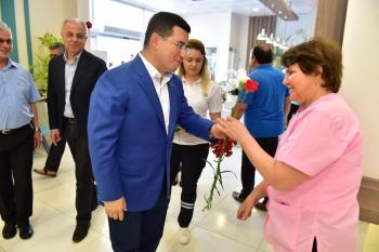 Kepez Belediyesi'nden Anneler Günü'nde şehit annelerine ücretsiz ağız ve diş sağlığı hizmeti