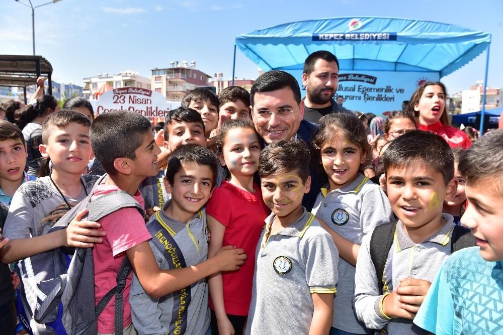 Kepez'in 66 mahallesinde şenlik var