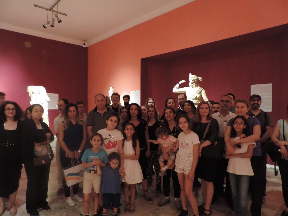 Konyaaltı Belediyesi'nden Müze Gecesi gezisi