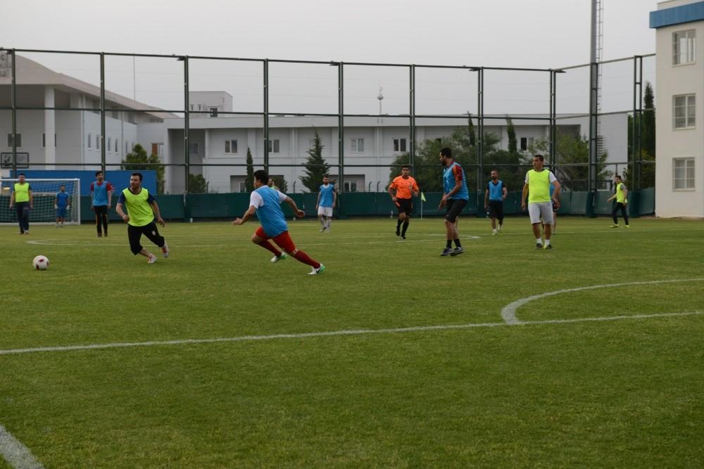 Konyaaltı Mahalleler arası futbol turnuvası