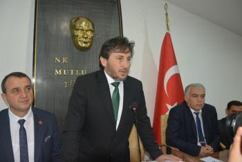 Korkuteli Belediye Başkanı AK Partili Hasan Ali İrban Oldu