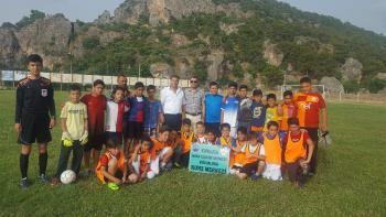 Kumluca'da Futbol Kursları başladı