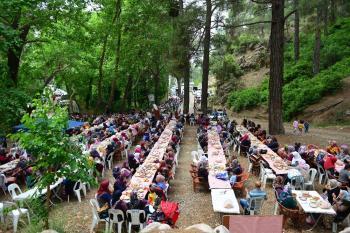 Kumluca'da Hıdırellez etkinlikleri