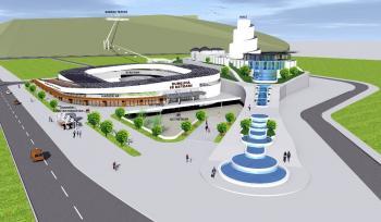 Kumluca'ya çok amaçlı stadyum