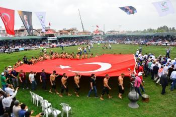 Manavgat Belediyesi 7. Pehlivan Güreşleri