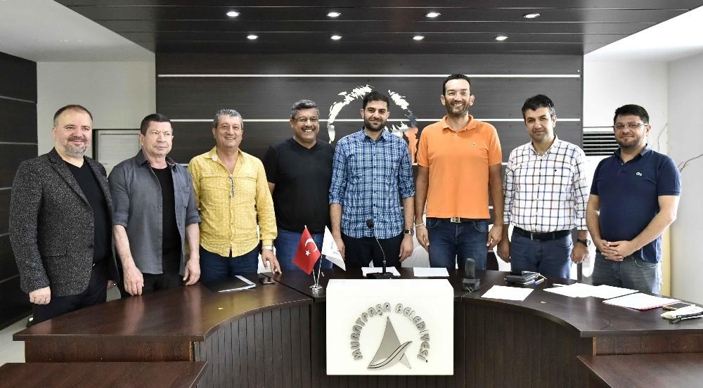 Muratpaşa Belediyespor'un genel kurulu gerçekleşti