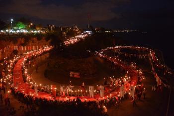 Muratpaşa'da 19 Mayıs hazırlıkları