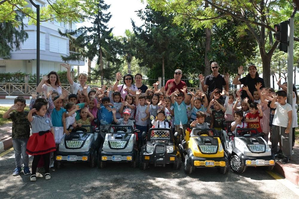 Muratpaşa'da Trafik Haftası eğitimleri
